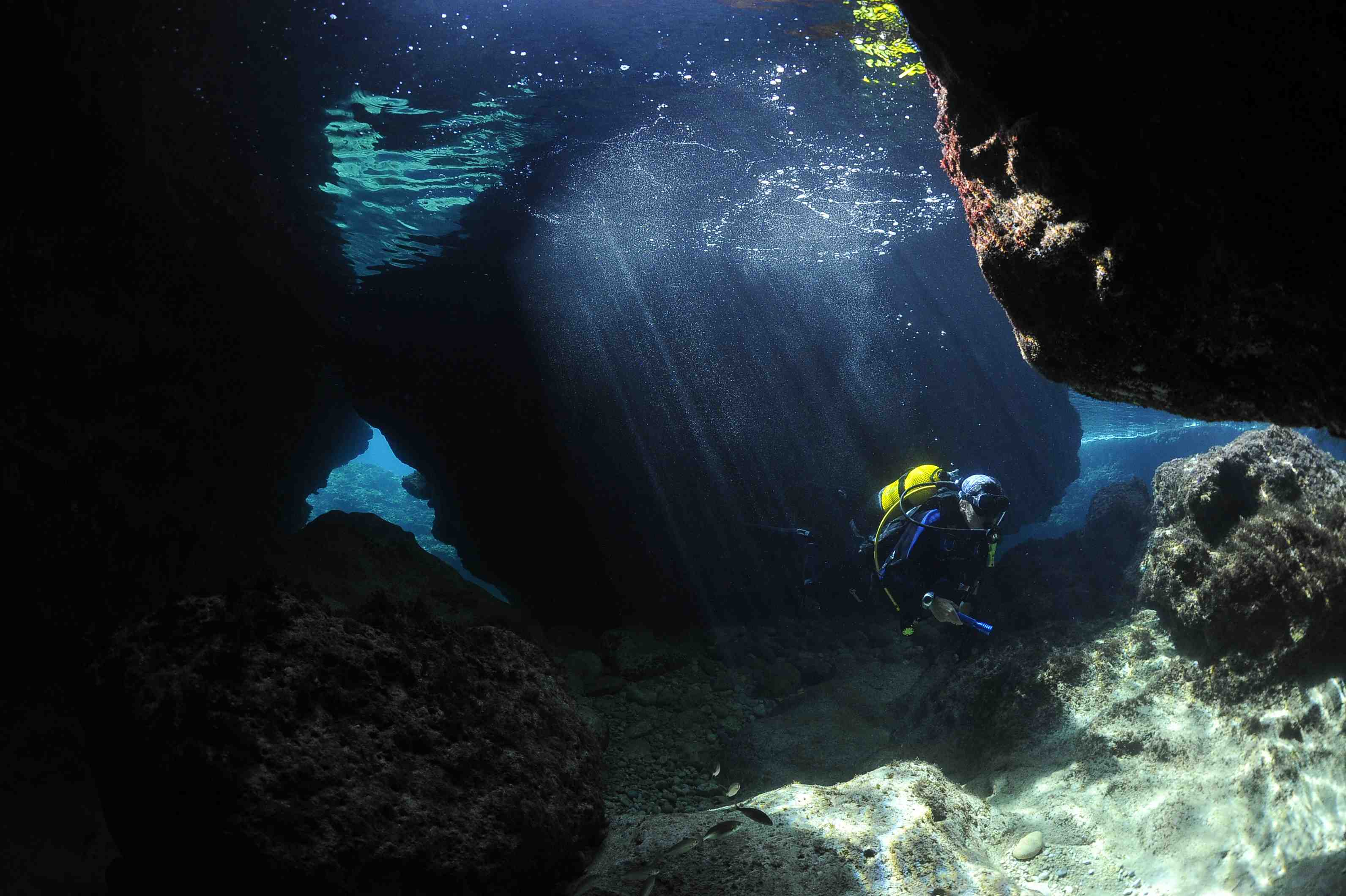 Diving1 Top 5 Ionian Island Experiences