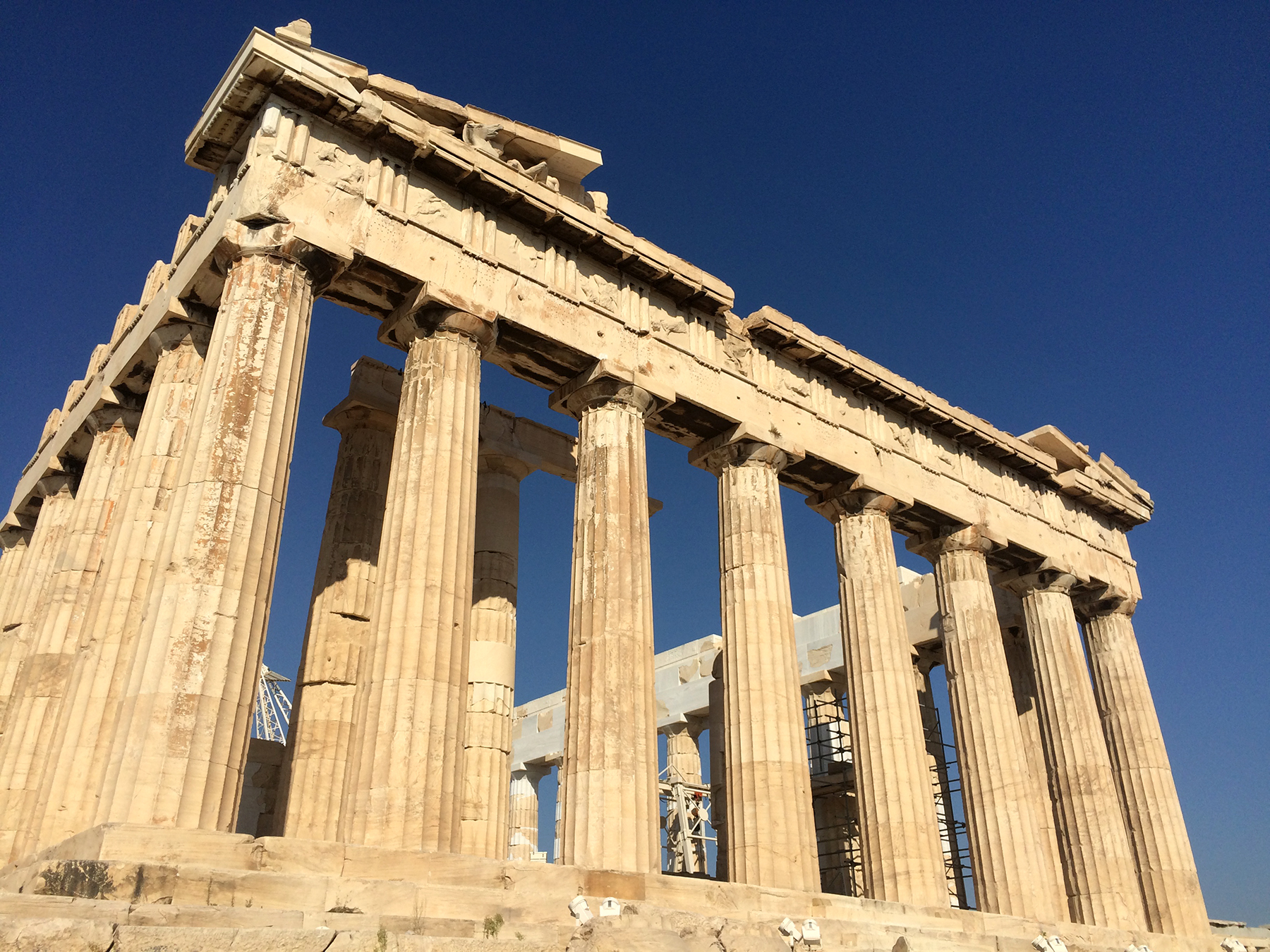 16 Back to Classics at the Acropolis in Athens