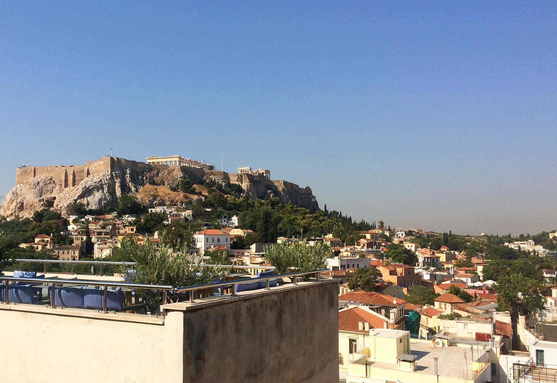 23 Back to Classics at the Acropolis in Athens