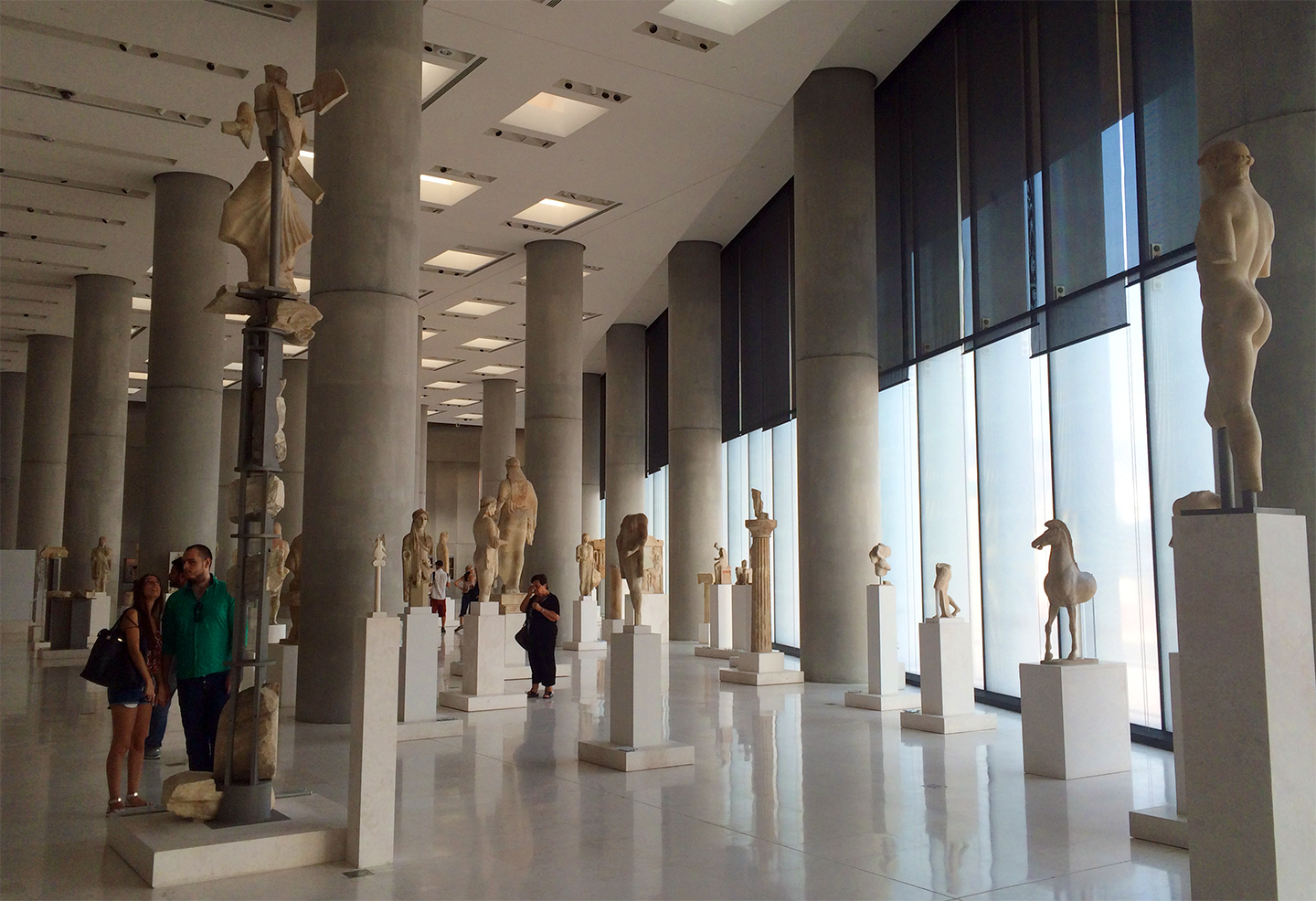 32 Top 5 Reasons to Visit the Acropolis Museum
