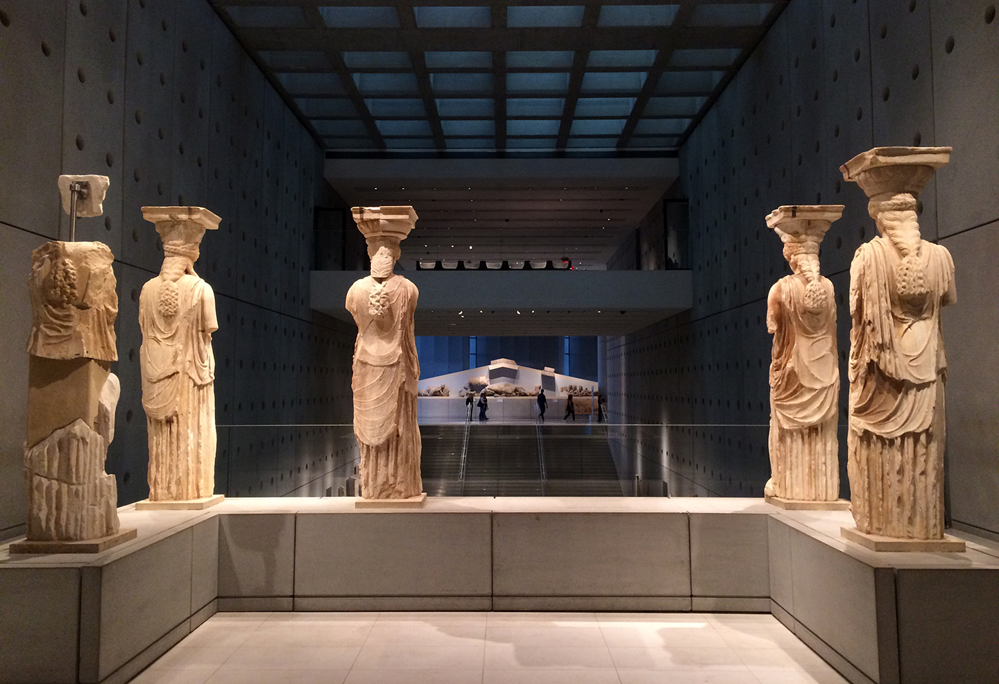 42 Top 5 Reasons to Visit the Acropolis Museum