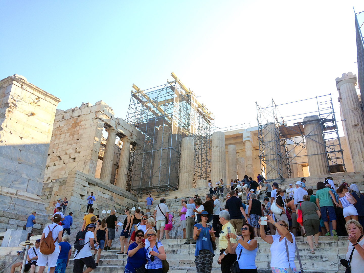 43 Back to Classics at the Acropolis in Athens