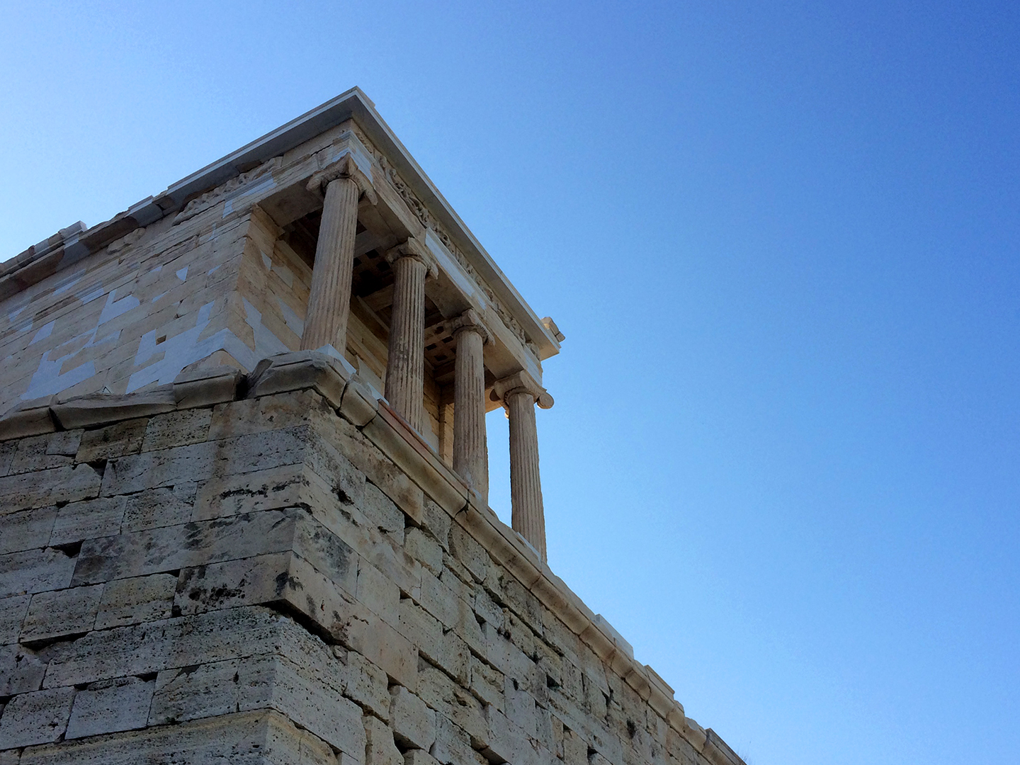 53 Back to Classics at the Acropolis in Athens