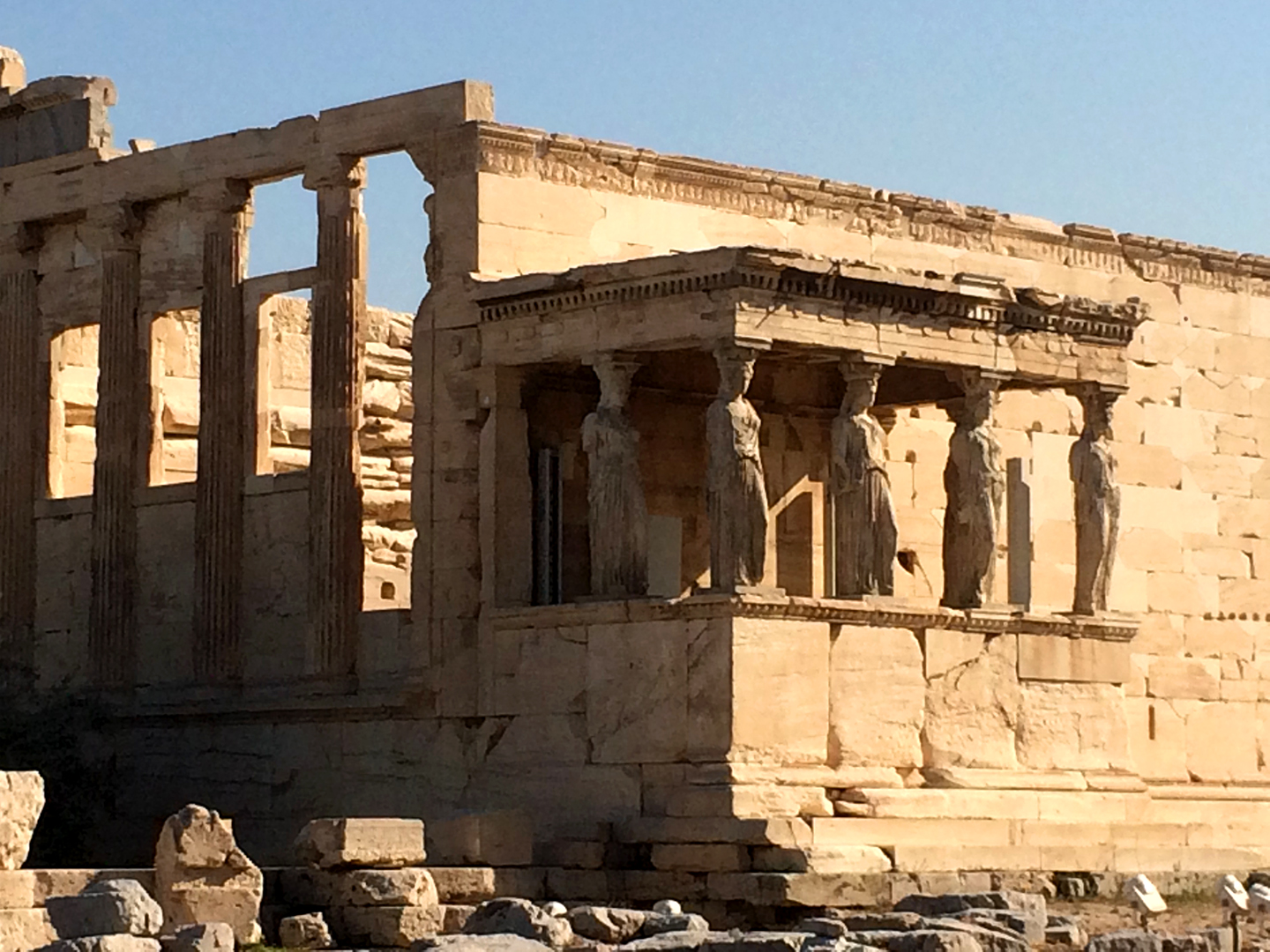 65 Back to Classics at the Acropolis in Athens