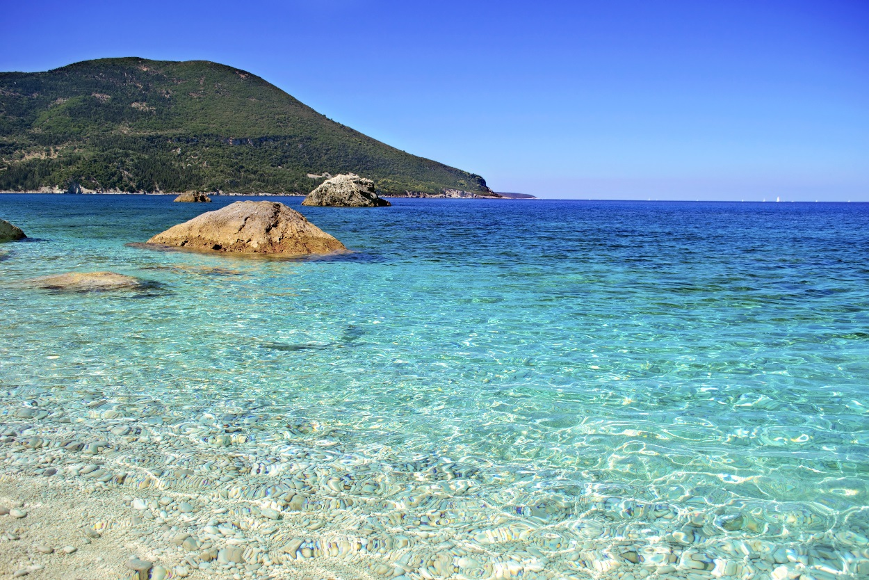 Afales Four Secluded Greek Island Beaches