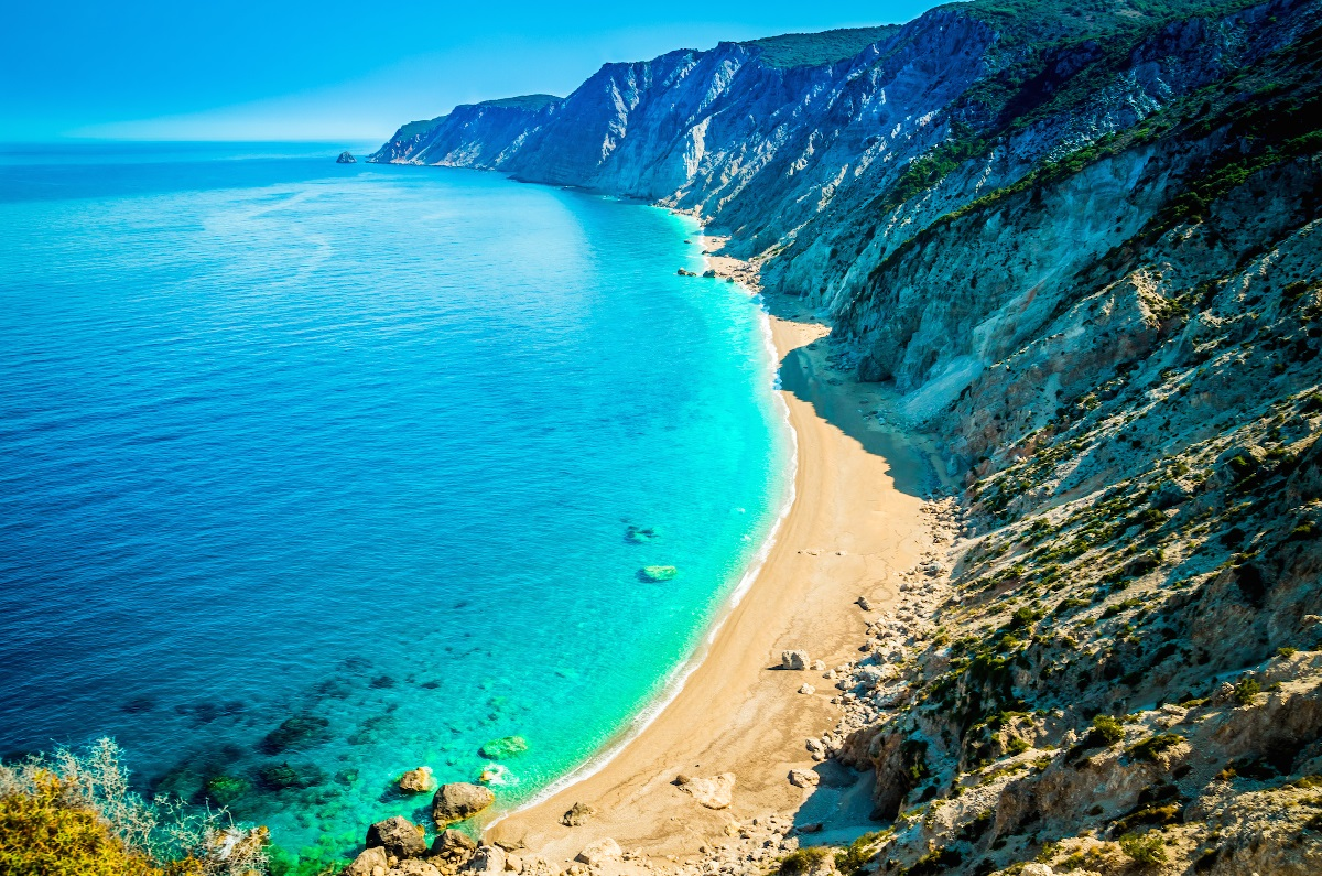 Platia Ammos Four Secluded Greek Island Beaches