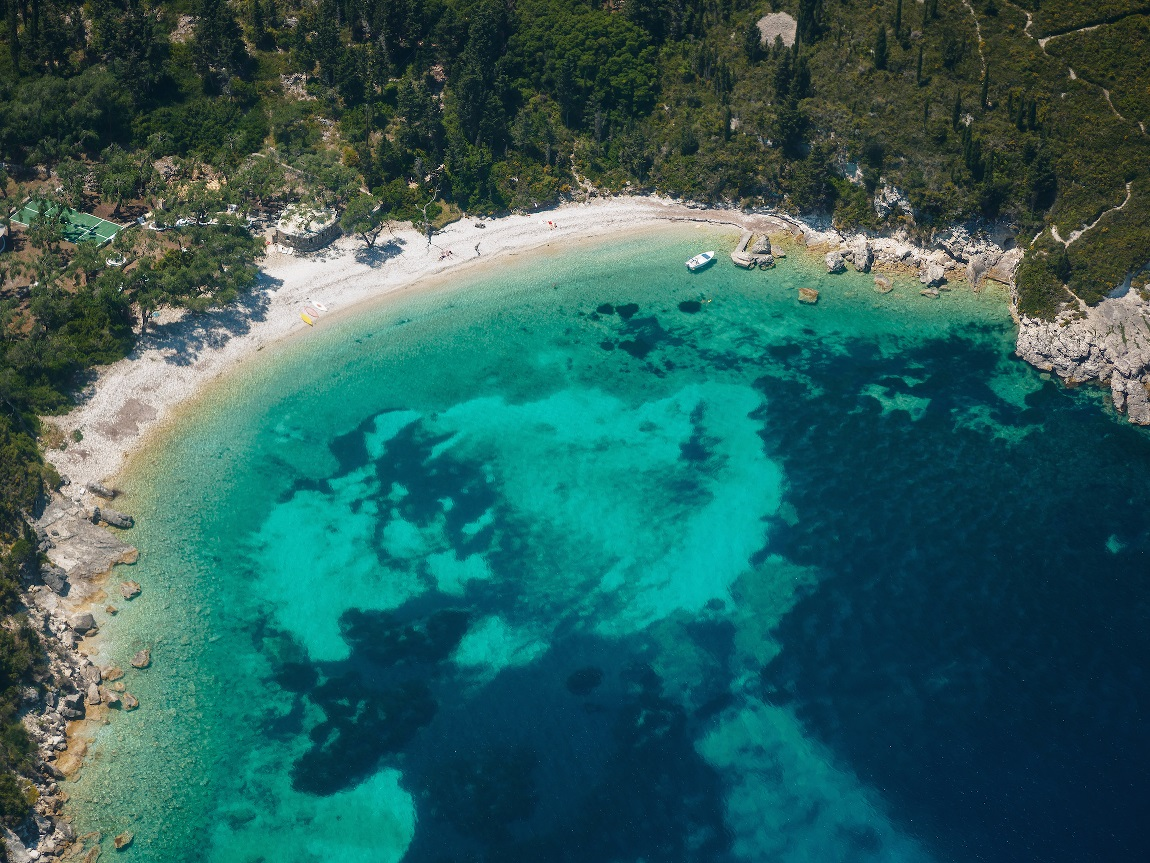 Voutoumi beach Four Secluded Greek Island Beaches