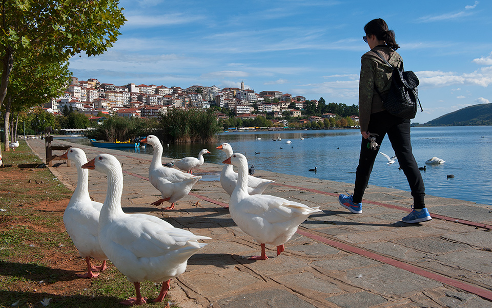 KASTORIA 6 Kastoria: Mansions, Fur Traders and Lakeside Walks