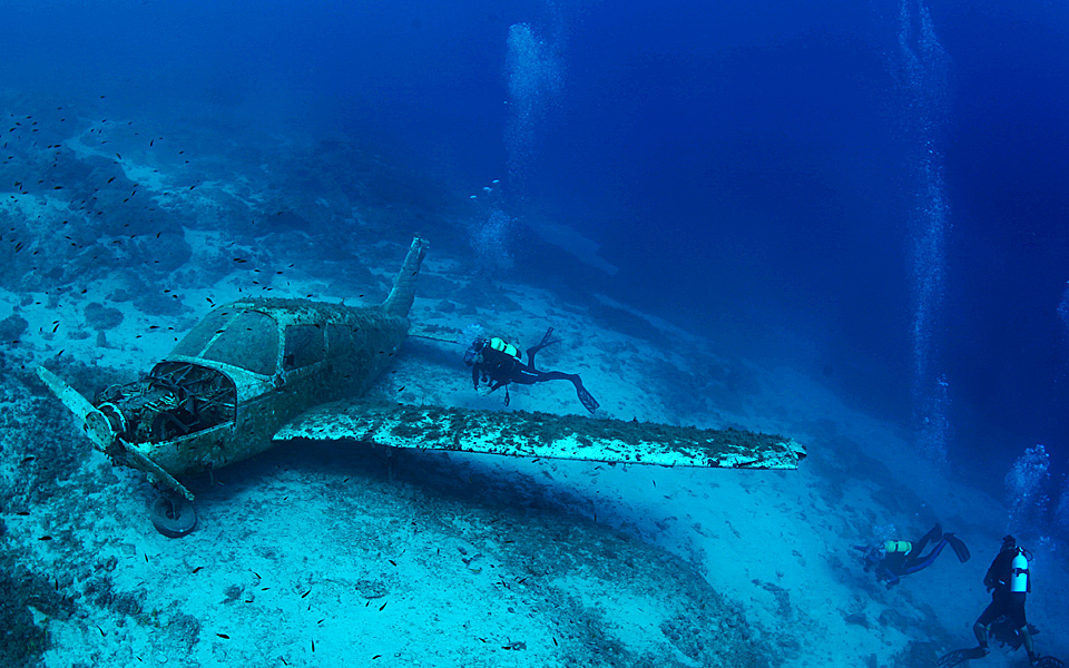 WRECKDIVING PIPER 01 Wreck Diving in Greece: Top 10 Wrecks you Should Dive