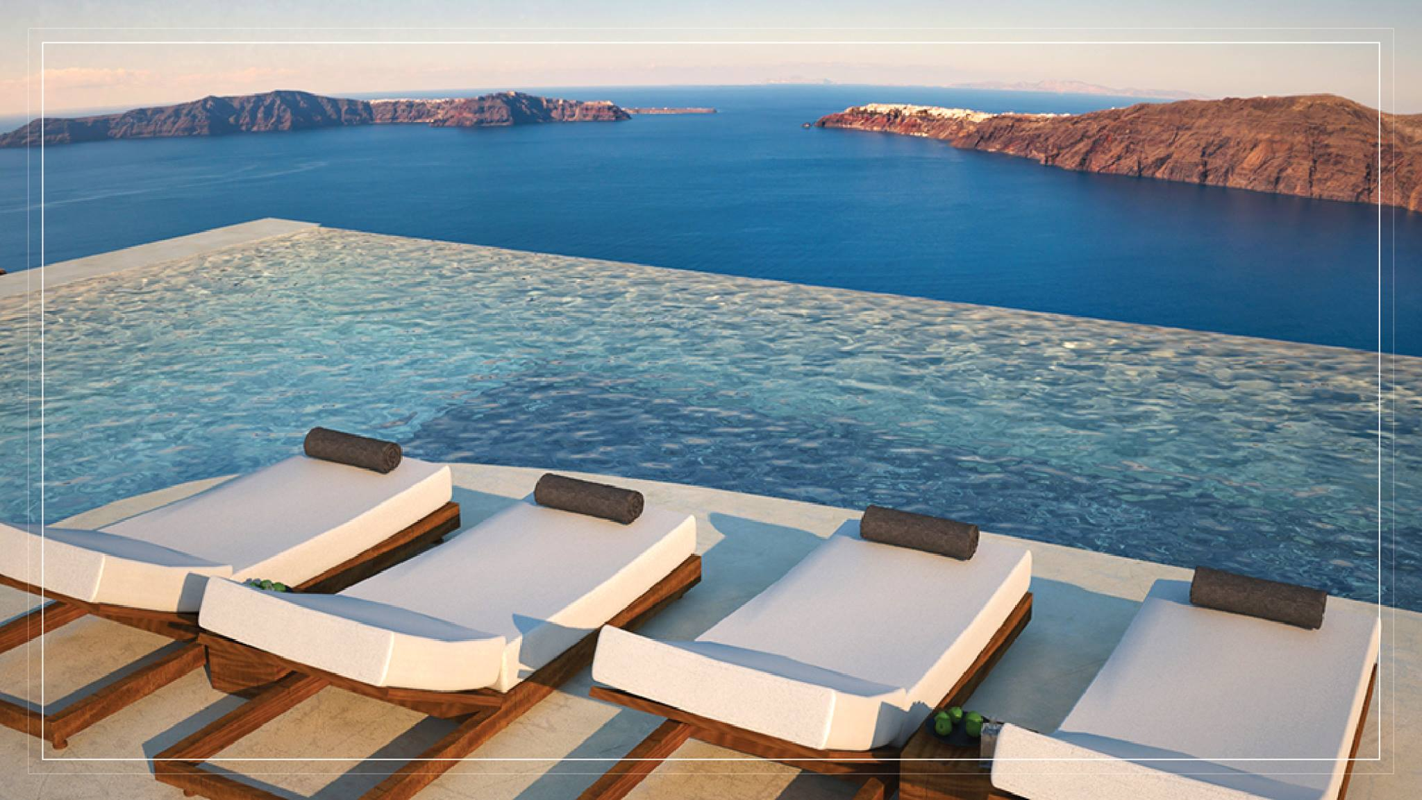 AndronisExclusive Santorini's new hotels