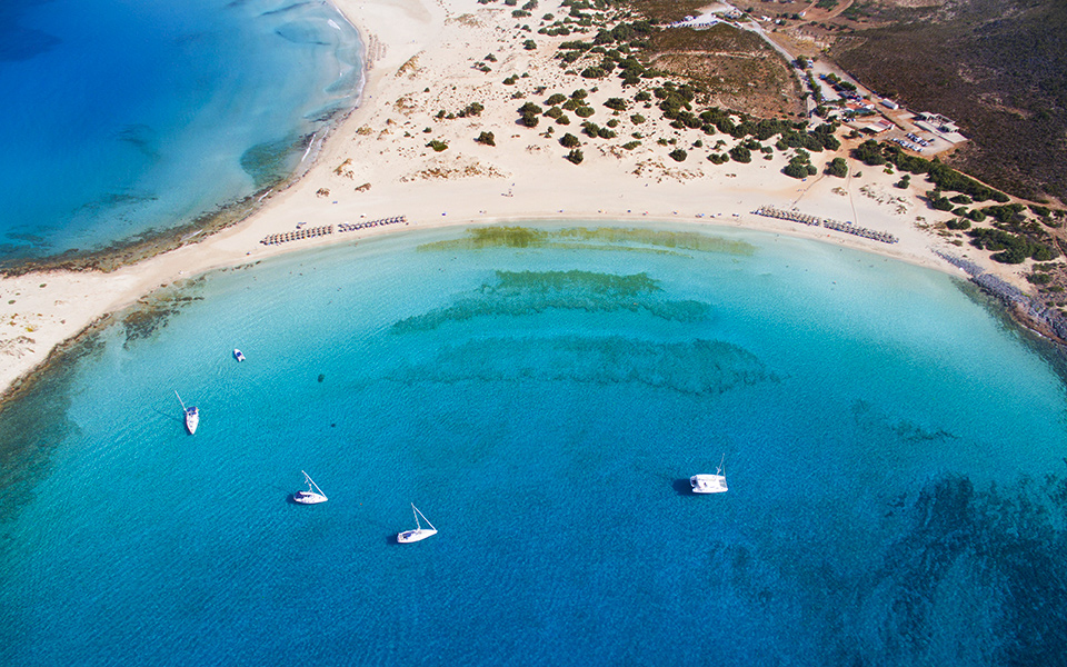 BEACHES SIMOS 10 Greek Beaches to Plan Your Life Around