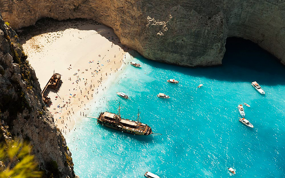 GREECE ΒΕΑCHES ZAKYNTHOS 10 Greek Beaches to Plan Your Life Around