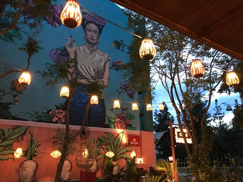Che Athens welcomes the summer with new bars
