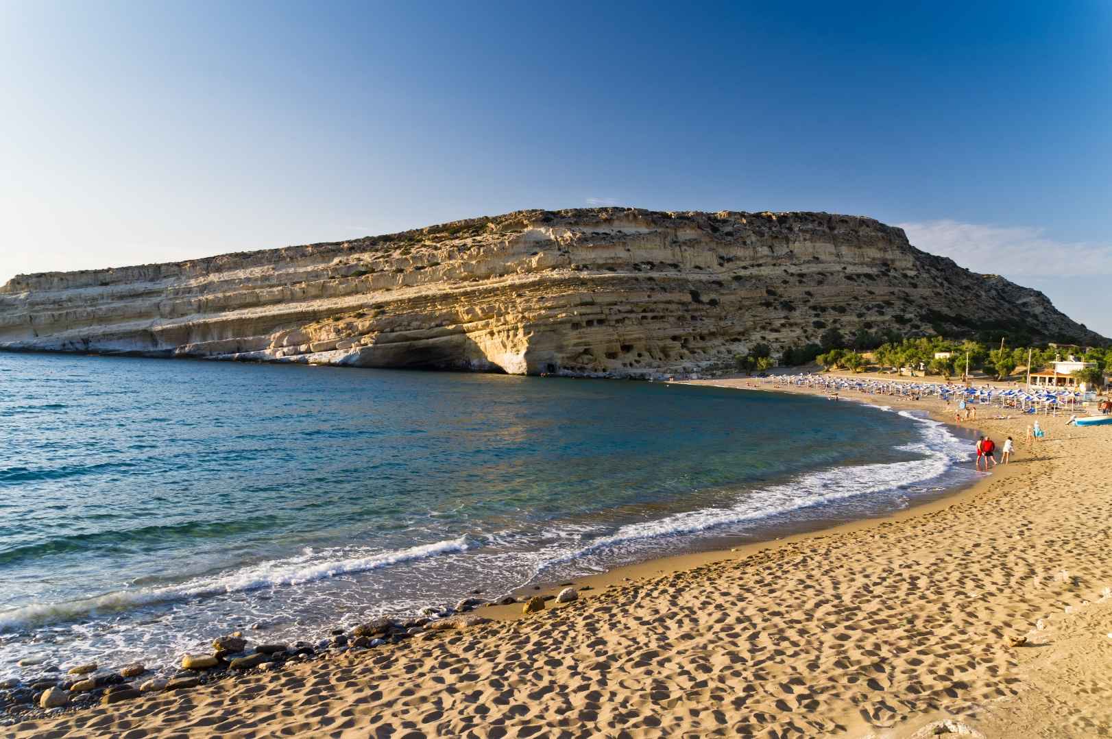 2 Matala Don't miss out   The 9 Secrets of Crete
