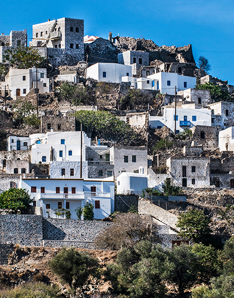 4 nisiros 007 emborio 438 9 Reasons to Visit the Volcanic Island of Nisyros