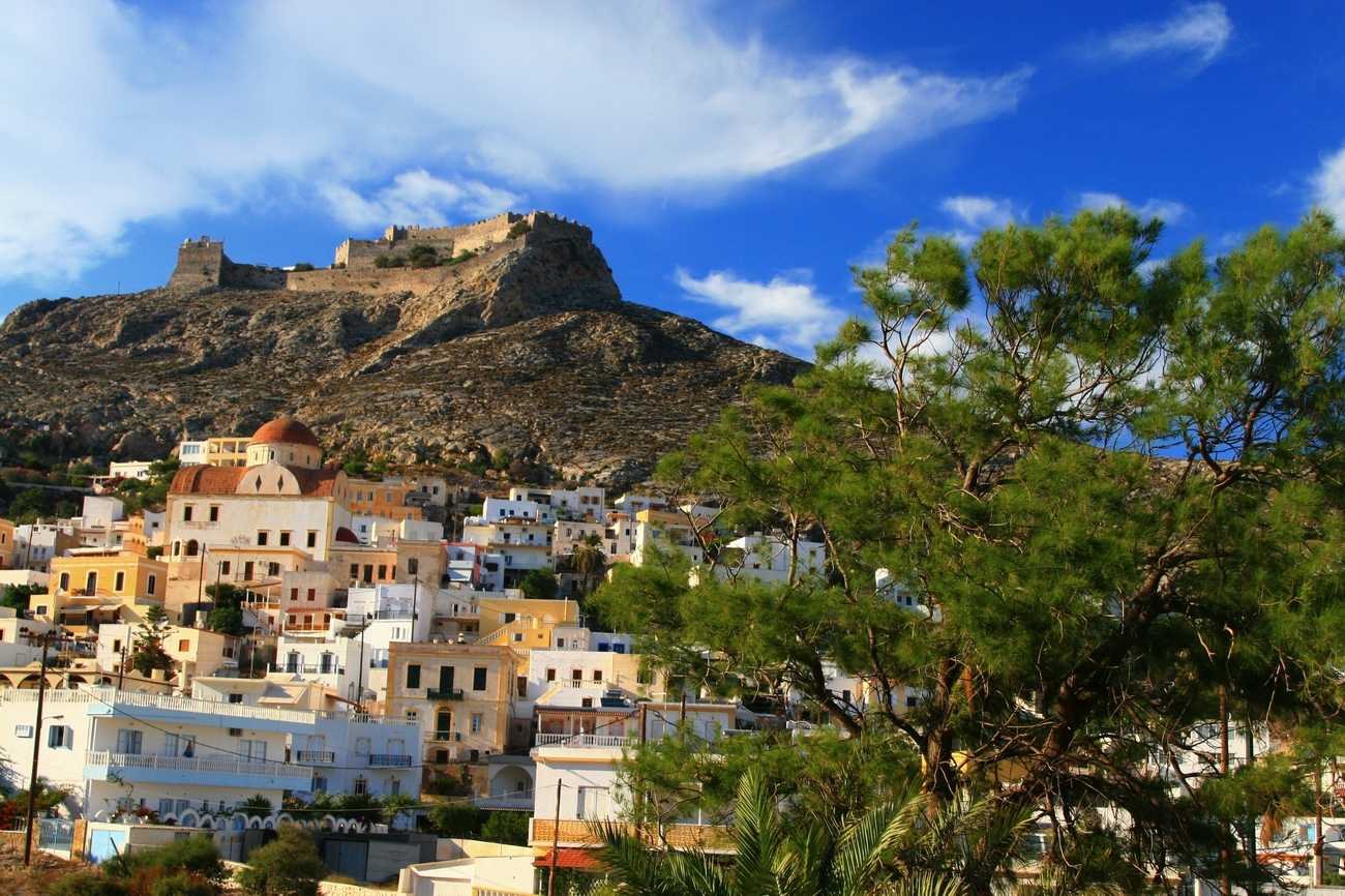 Leros Secret Greece: Leros