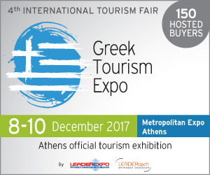 300X250 GREEK2017 EN 4th International Exhibition Greek Tourism Expo