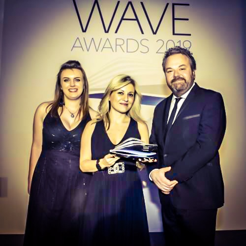 "54432493 2169529146469747 4657427407244886016 n Greece wins ""Best Destination"" award at the prestigious Wave Awards 2019"