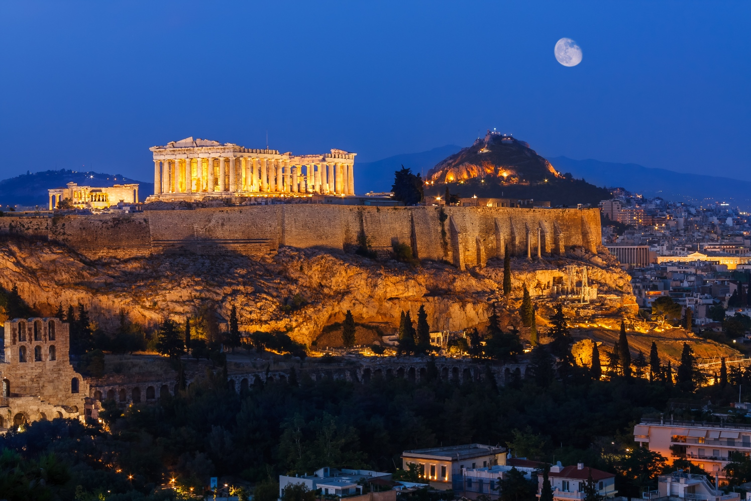 shutterstock 130714757 Acropolis hill 8 Of The Best Locations To Get Married In Greece
